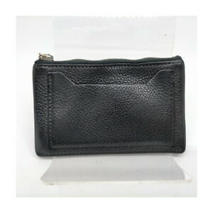 Hermes Coin Purse  Black Leather 1718329