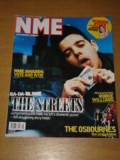 NME 2002 DEC 2 STREETS OSBOURNES WYNONA RYDER WILLIAMS