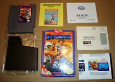 NINTENDO STRIDER NES-USA CAPCOM MADE IN JAPAN