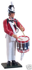 BRITAINS SOLDIERS BLUECOAT DRUMMER US INFANTRY 46003