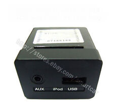 AUX USB iPod Jack Assy + Bezel Set for 2008 2009 Hyundai Tucson