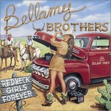 Redneck Girls Forever - Bellamy Brothers (2002, CD NEUF)