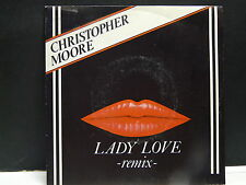 CHRISTOPHER MOORE Lady love 2004987