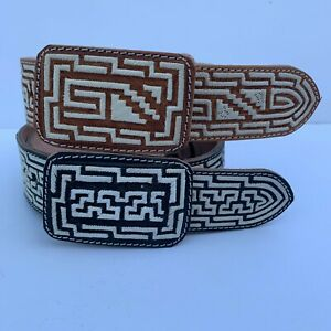 Men's Pitiado Belt Pita Original