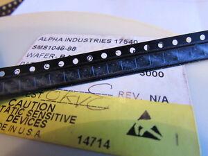SMS1046-98 ALPHA INDUSTRIES Schottky Mixer Detector Diode, SOT-23, 3pin, (12pcs)