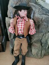 Action Man 70er Cowboy Outfit/ Action Man 50th Anniversary Footballer