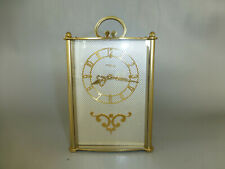 Vintage Swiss Imhof Pre Reuge Music Box 8 Day Musical Alarm Clock ( Watch Video)