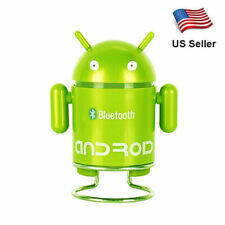 Bluetooth Android Robot Speaker For Phone Labtop PC Tablet