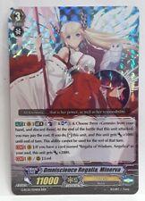 Bushiroad Cardfight!! Vanguard Omniscience Regalia, Minerva G-RC01/004EN RRR