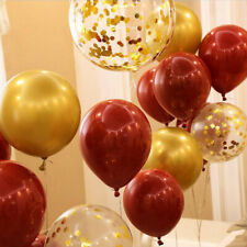 12 inch Red Latex Balloons Thickening Wedding Bachelorette Party Birthday Decor