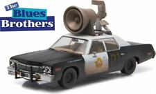 Dodge Monaco 1974 Bluesmobile blues Brothers Greenlight 1 43