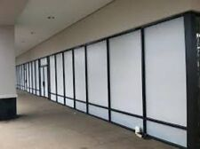 "60"" X 100 LF ROLL WHITEOUT WINDOW TINT FILM  Privacy for office,storefront,home"