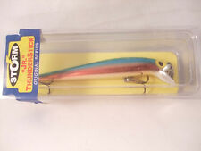 EXCELLENT STORM JR.THUNDERSTICK LURE.MINT IN BOX.(K1613).PIKE FISHING.