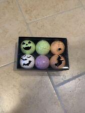 New Halloween Multi Color Bath Bombs