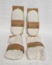 Organic Blends By Nature's Therapy Bath Bamboo 2 Headbands & 2 Sleep shades Set