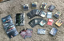 THE X FILES COLLECTABLE TOPPS TRADING CARDS AND GAME CARDS