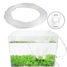 10M Oxygen Soft Hose Air Tube For Aquarium Fish Tank Pump Tubing Tranparent