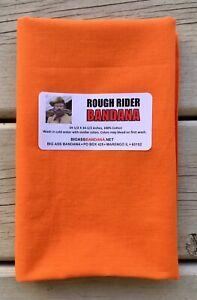 Wild Rag / Rough Rider Extra Large Bandana! PPE