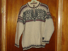 Dale of Norway Team Norge 2002 Sweater size L - NWOT