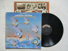 "LP 33T JEFFERSON AIRPLANE ""Thirty seconds over winterland"" GRUNT BFL1-014 USA §"