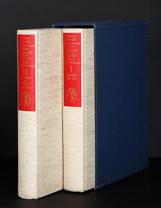Dumont D'Urville An Account In Two Volumes Of Two Voyages To The South Seas by C