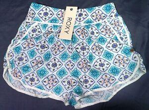 NWT ROXY Diamond Sky Shorts with Pockets Size XS, S, M   MSRP $34.50