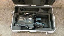 Used Panasonic AJ-D200P 3CCD DVCPro Broadcast Camera w/ Case