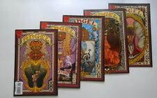 ANGEL: REVELATIONS (2008 Series)  X-MEN MARVEL COMIC BOOKS ISSUES 1 - 5