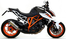 SILENZIATORE ARROW RACE-TECH ALU KTM 1290 SUPERDUKE R 2017/18 - 71820AK