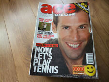May Tennis Magazines in English