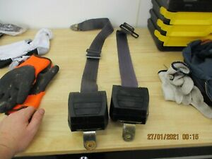 Original Kangol Seat Belts RECOILS off a Triumph TR7  1978 1977 1976 1975 OEM