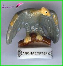 """Feve Les Dinosaure Edition  Atlas """" Le Archaeopteryx """" Aigle vautour eagle  #D24"""