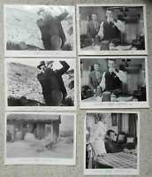 "6 s/w Fotos ""Tension at Table Rock""  Richard Egan Dorothy Malone Cameron Mitchel"
