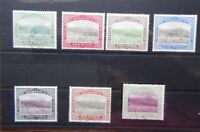 Dominica 1903 - 1907 values to 1s Fine Used