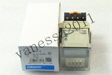 Omron PLC Twin Timer H3cr-f8 100-240vac Pi