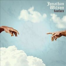 1 CENT CD Fanfare - Jonathan Wilson