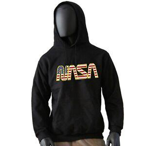 Sweat à capuche NASA USA 2 HOMME