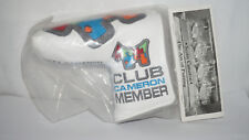 SCOTTY CAMERON NEW TITLEIST 2014 Club Cameron Member Headcover Dog Putter Cover