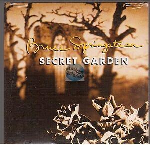 BRUCE SPRINGSTEEN secret garden CD PROMO neuf new neu