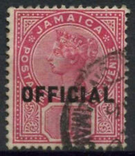 Used Postage Jamaican Stamps (pre-1962)