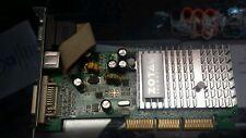 Zotac Nvidia GeForce FX5200 GPU 128MB A G P Graphic Card 188-02N35