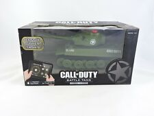 CALL OF DUTY Battle Tank Limited Edition 1:32 Scale Bluetooth App Remote Control