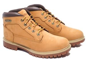 Timberland Men's New Market Wheat Hiking Boots Style 6301R