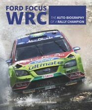 Ford Focus WRC The auto-biography of a rally champion book paper