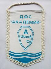 DFS Akademik Vintage Pennant Bulgaria
