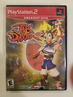 Jak and Daxter: The Precursor Legacy (Sony PlayStation 2, PS2) Complete TESTED