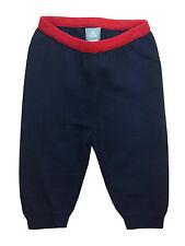 Gap Baby Boy Trousers Blue Knitted Jogging Bottoms Newborn 0-3 Months