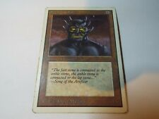 MAGIC THE GATHERING UNLIMITED CARD OBSIANUS GOLEM lp
