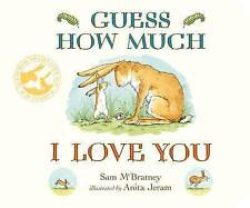 Guess How Much I Love You by Sam McBratney (Board book, 2014)