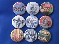 BEACH BOYS WAY BACK WHEN 1960 NEW pinbacks buttons NET